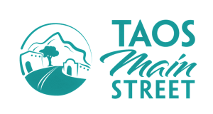 Taos Main Street Logo